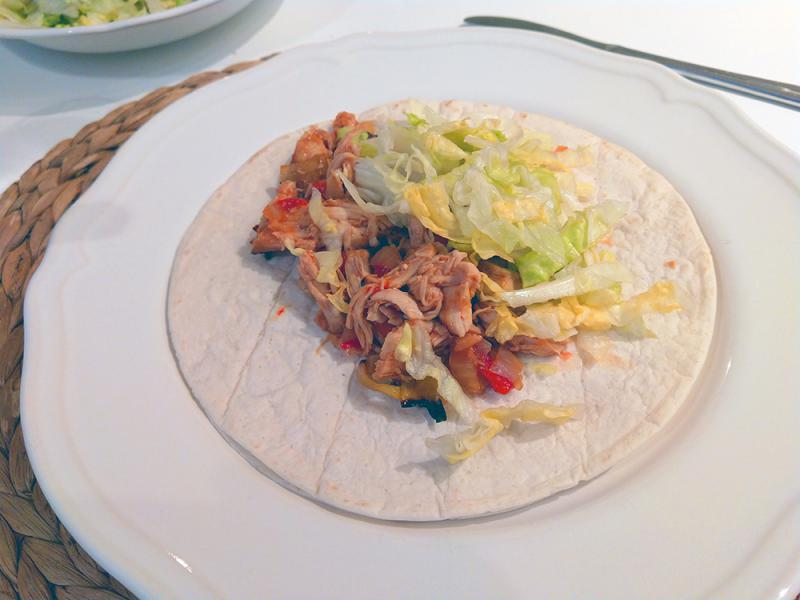 Mexican pulled chicken vvdb.se