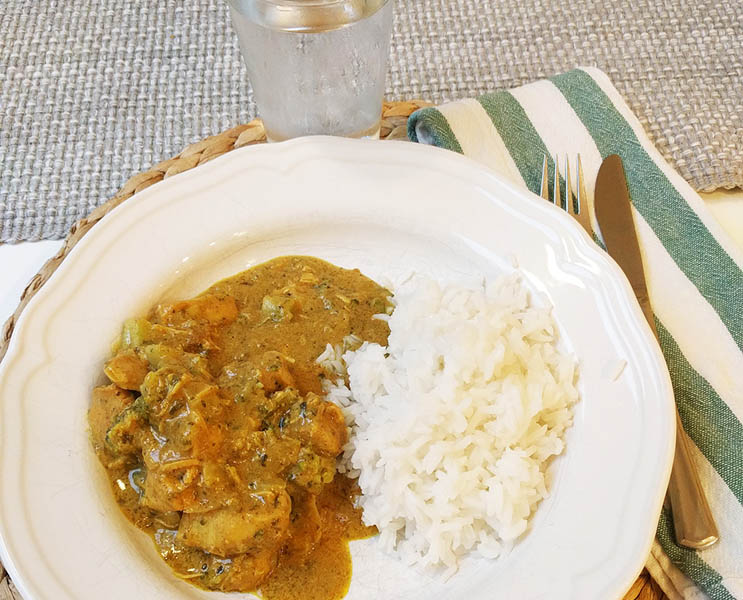 Chicken Korma vvdb.se